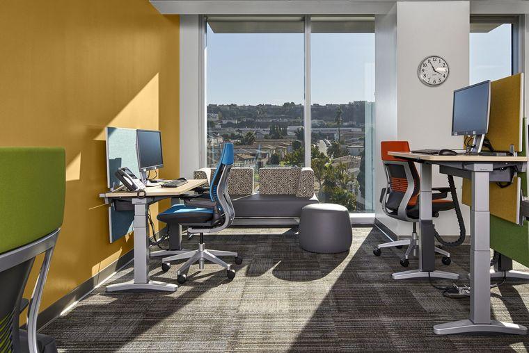 diseño de interiores oficinas practicas