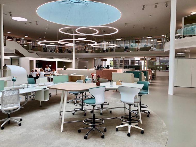 diseño de interiores para oficinas