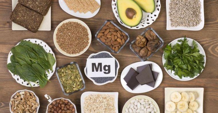 dolor muscular alimentacion magnesio