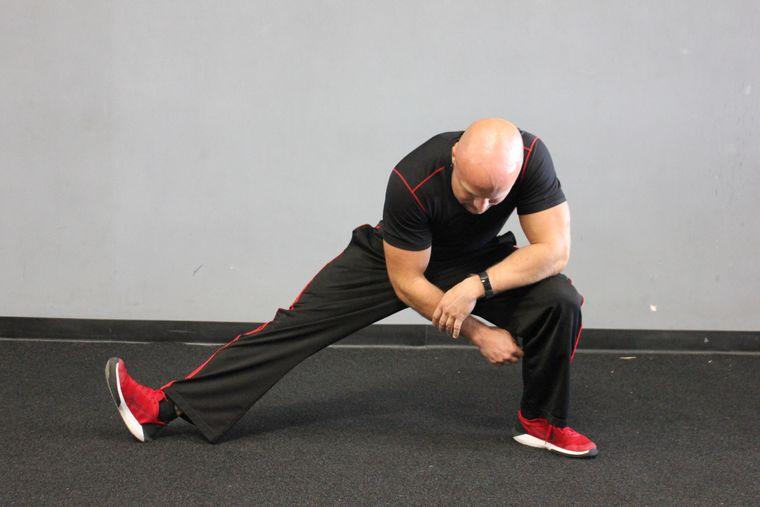 dolor muscular estiramiento