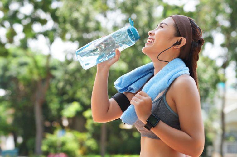dolor muscular hidratacion