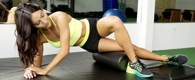 dolor muscular por entrenar