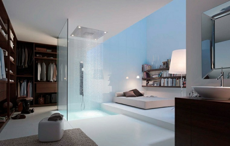 dormitorio-con-ducha-agua-cae-techo