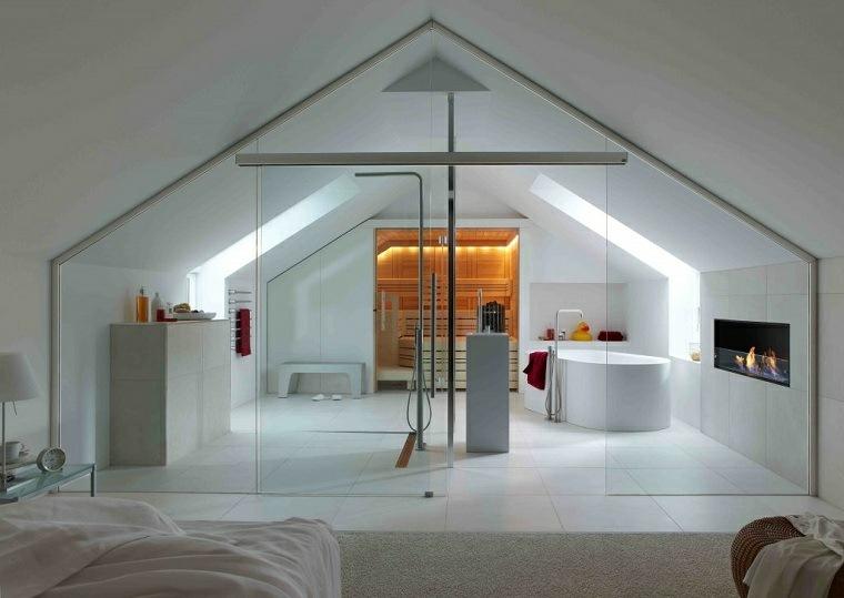 dormitorio-con-ducha-puertas-cristal