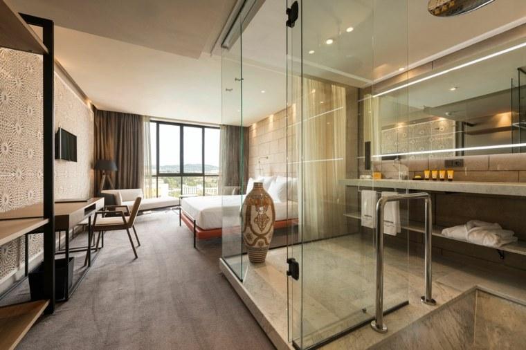 dormitorio-estilo-diseno-mampara-cristal