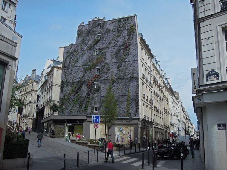 edificios ecológicos aboukir paris