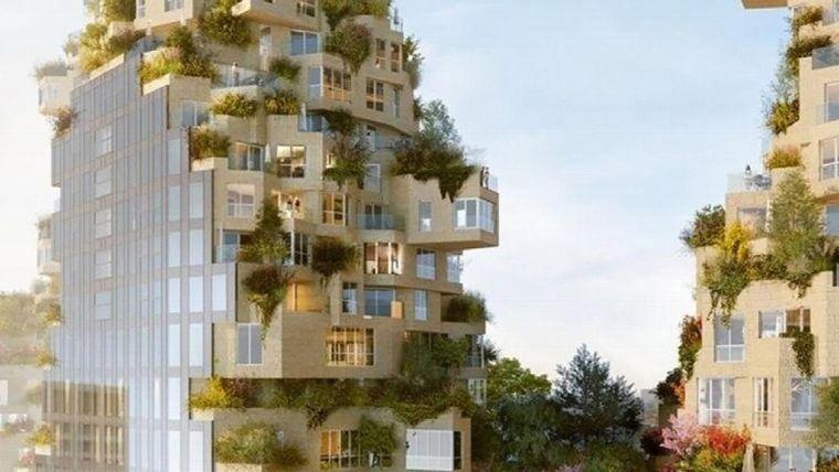 edificios ecológicos amsterdam el valle