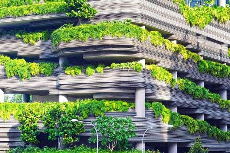 edificios ecológicos beneficiosos