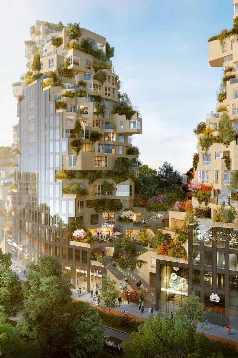 edificios ecológicos el valle amsterdam