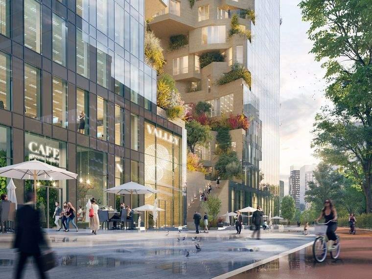 edificios ecológicos en amsterdam
