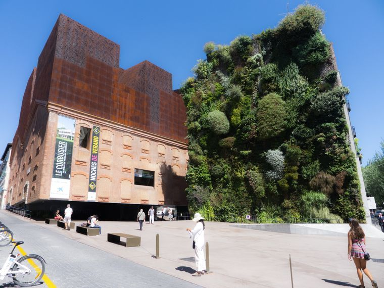 edificios ecológicos en madrid