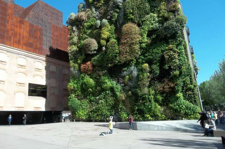 edificios ecológicos madrid