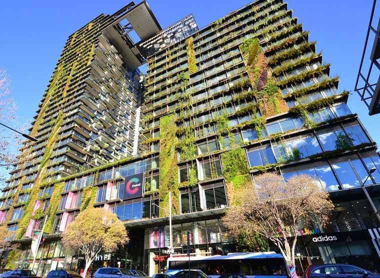 edificios ecológicos one central park