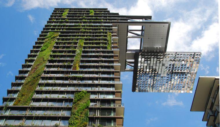 edificios ecológicos one central