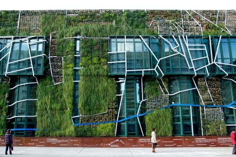 edificios ecológicos solucion ambiental