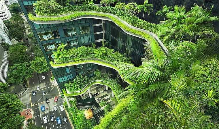 edificios ecológicos solucion