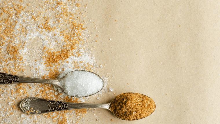 el azúcar con moderacion