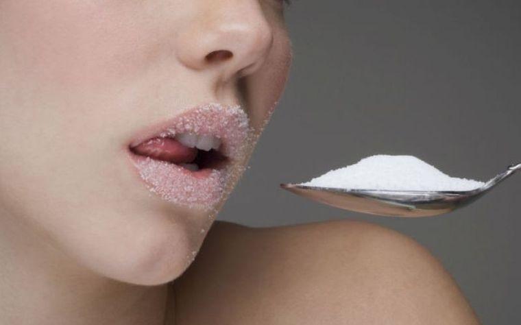 el azúcar perjudicial