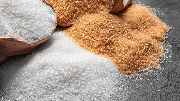 el azúcar tipos