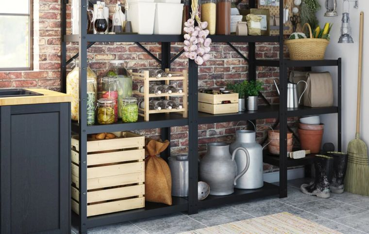 metal-shelving-ideas-garage