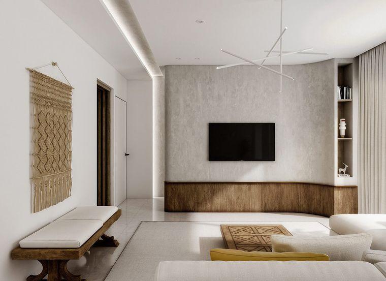 estilo mediterráneo sencillo diseño