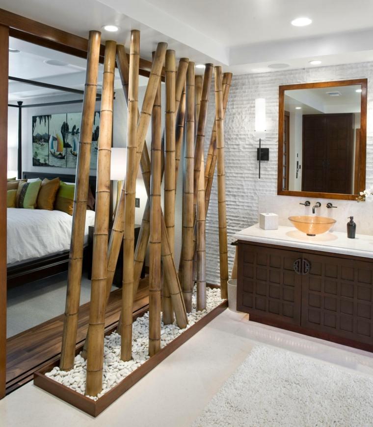 estilo-original-separar-bano-dormitorio