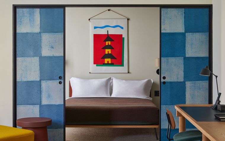 hoteles con encanto ace hotel dormitorio