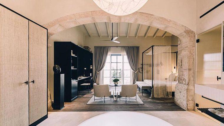 hoteles con encanto dormitorio can ferrerete