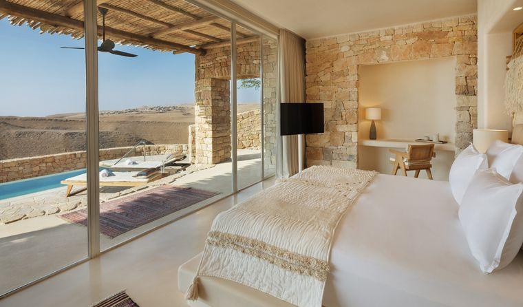 hoteles con encanto israel