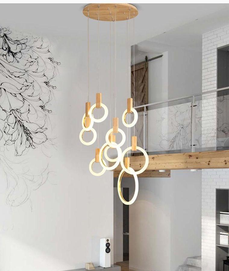 iluminación led contemporanea