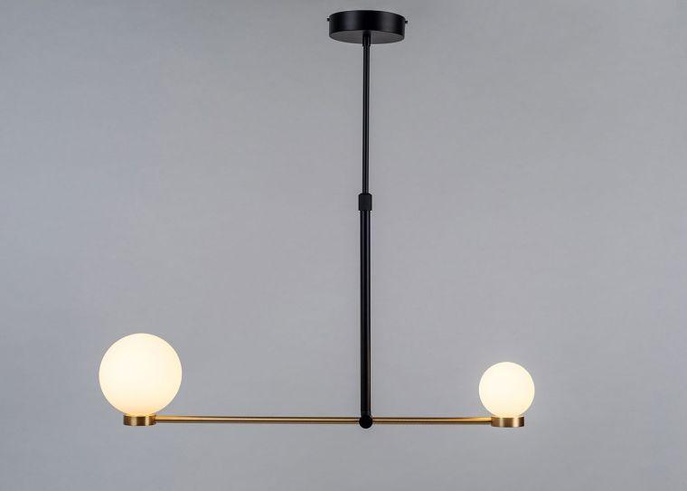 iluminación led diseños sencillos