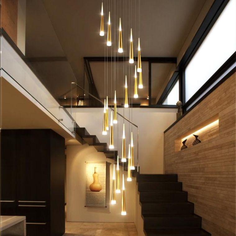 iluminación led lujosa
