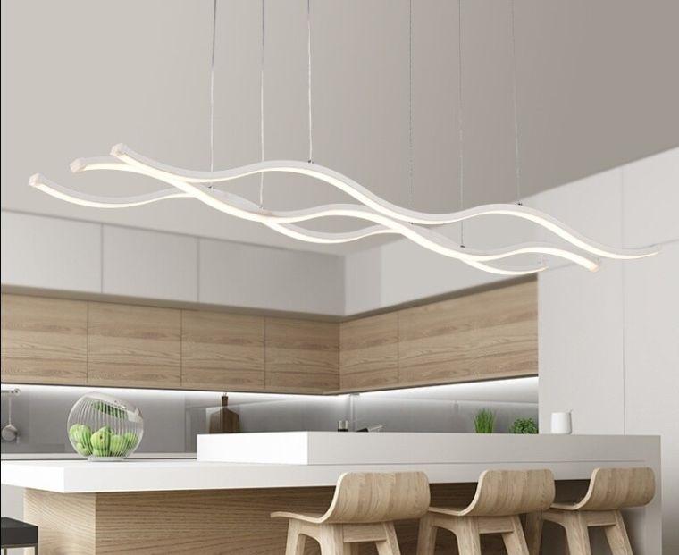iluminación led minimalista