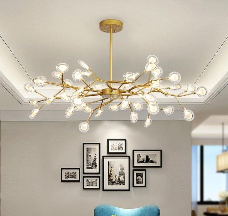 iluminación led modernos diseños