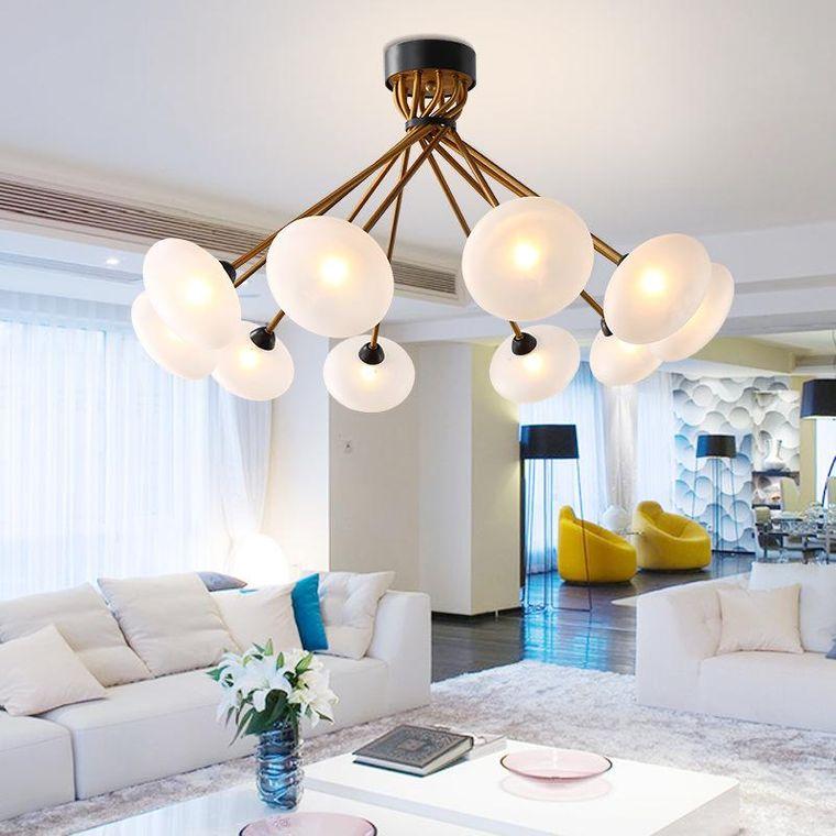iluminación led sala de estar