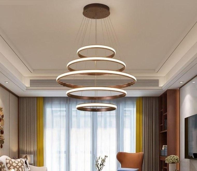 iluminación led salon