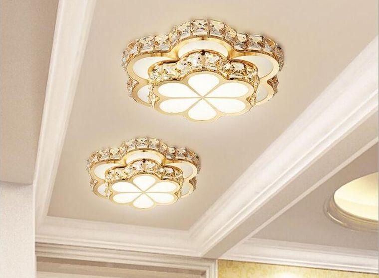 iluminación led techo