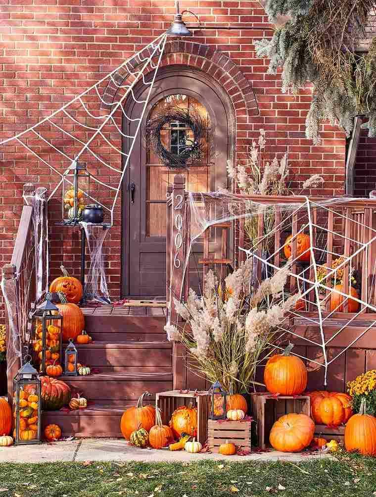 la tradición decoracion halloween ideas