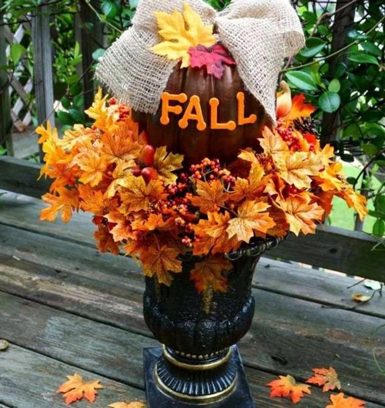 la tradición decoracion ideas para otoño