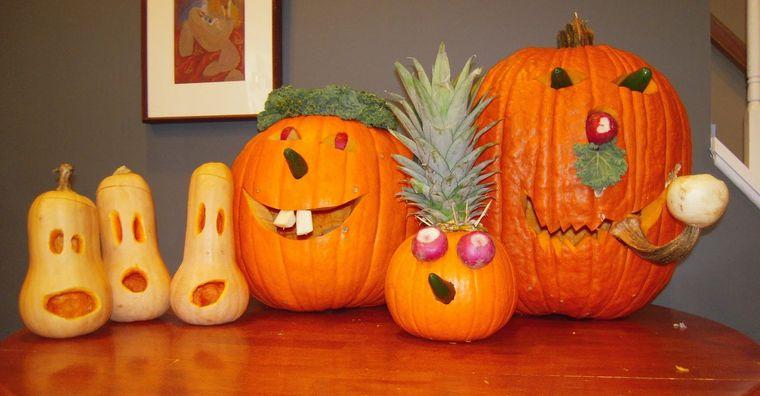 la tradición para halloween