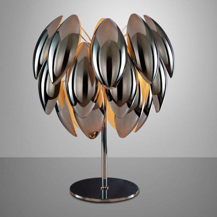 lámparas de mesa creativas