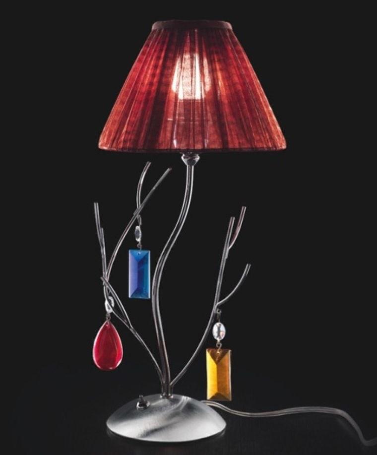 lámparas de mesa detalles decorativos