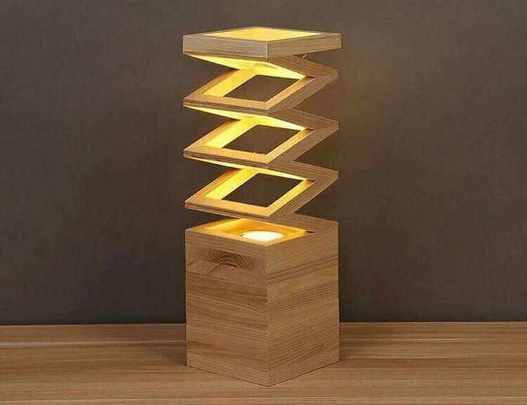 lámparas de mesa diseños unicos