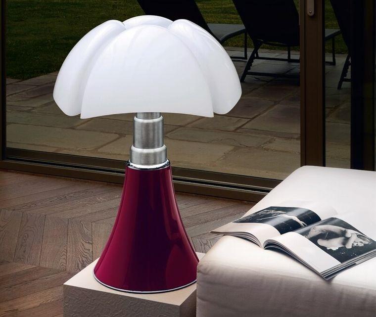 lámparas de mesa funcionales