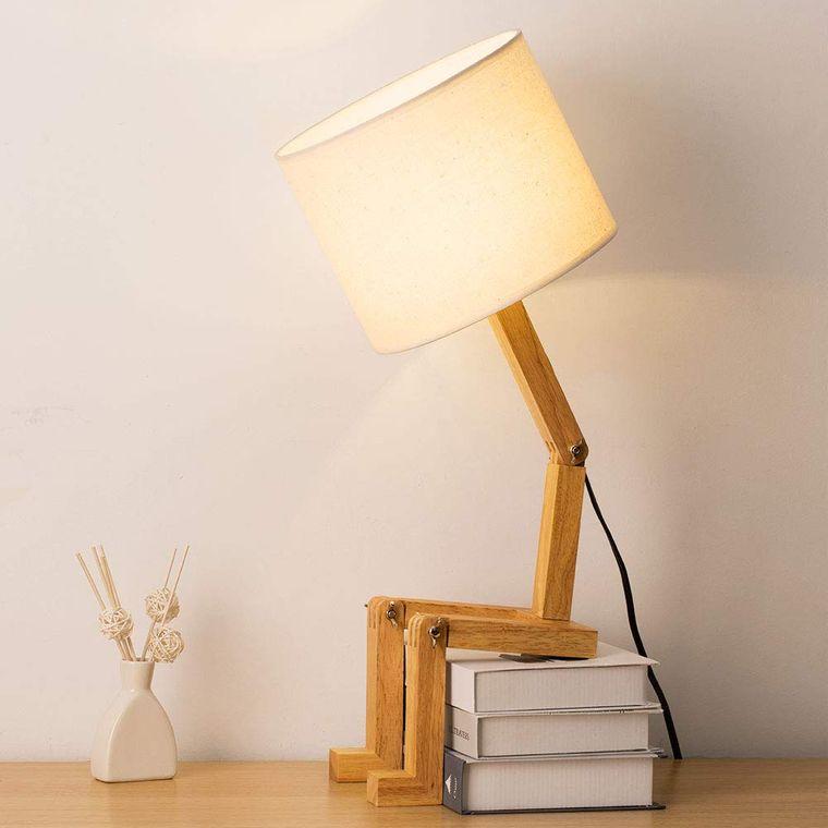 lámparas de mesa ideas
