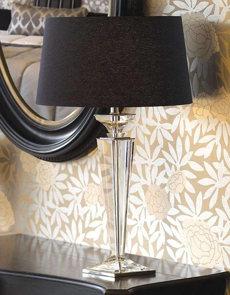 lámparas de mesa sofisticadas