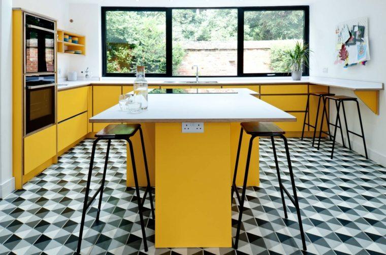 losas-originales-cocina-diseno-moderno-amarillo
