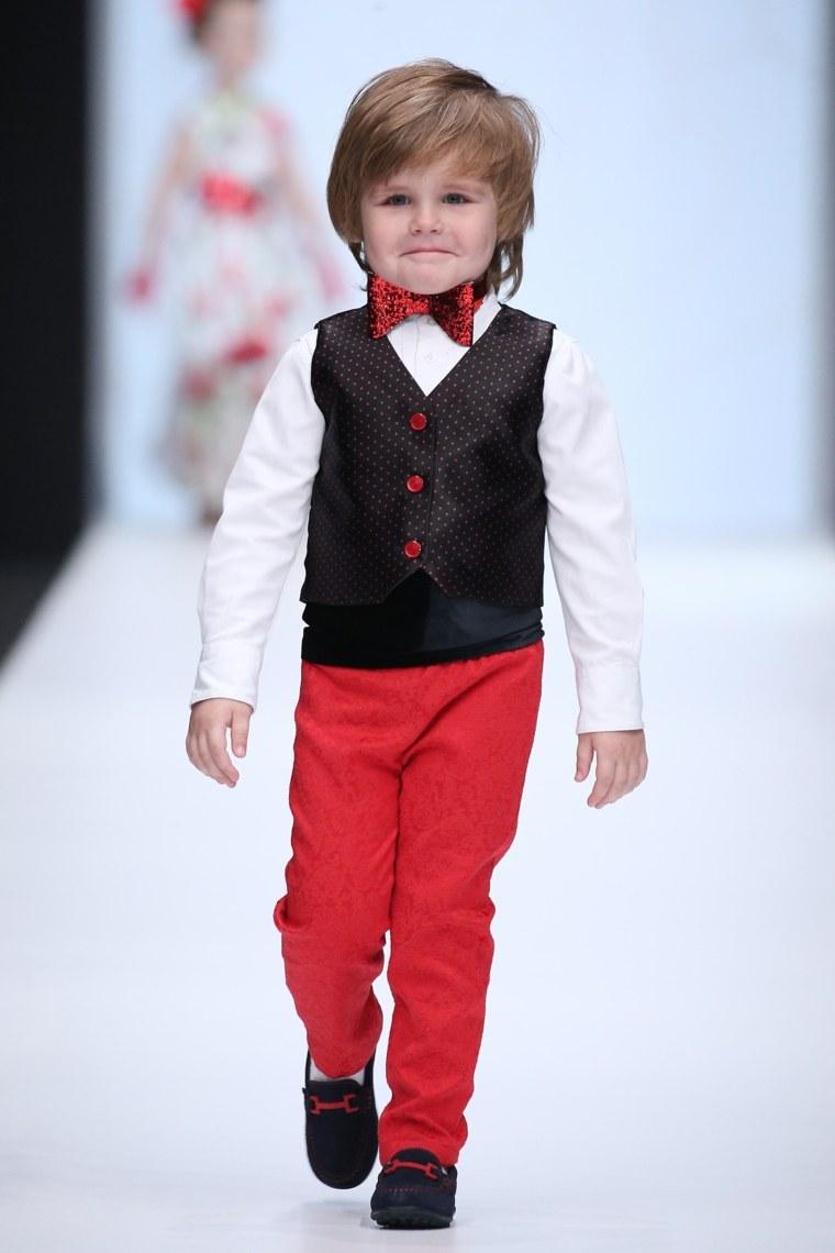 Moda Infantil 2020 Conoce Las Tendencias Para El Otono Invierno