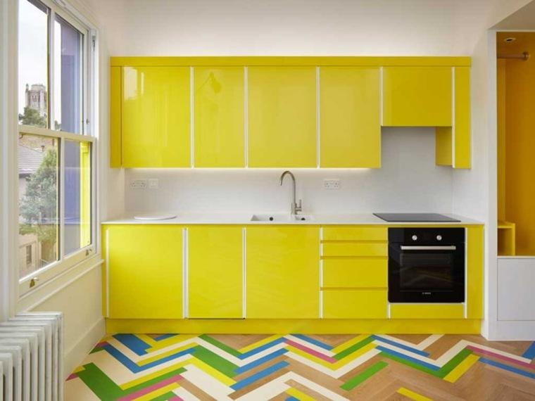 muebles-color-amarillo-estilo