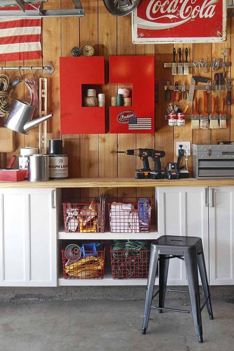 muebles-madera-garaje-opciones